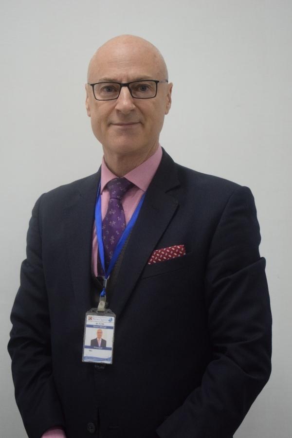 Simon James Mitchell